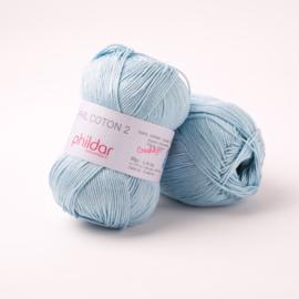Phildar Coton 2 Azur 0075