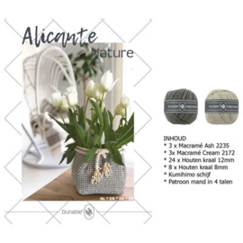 Durable haakpakket  Jolie Alicante mand