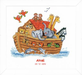Ark van Noah telpatroon aida