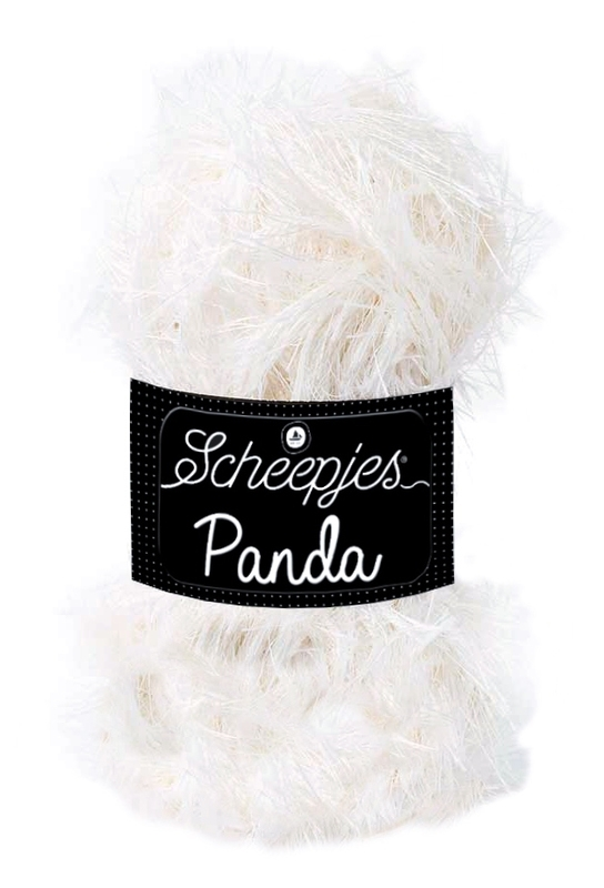 Scheepjes Panda 581 Polar Bear