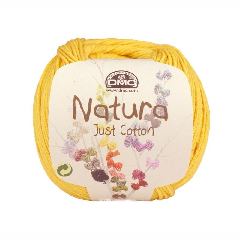 DMC Natura Just Cotton N16 Tournesol