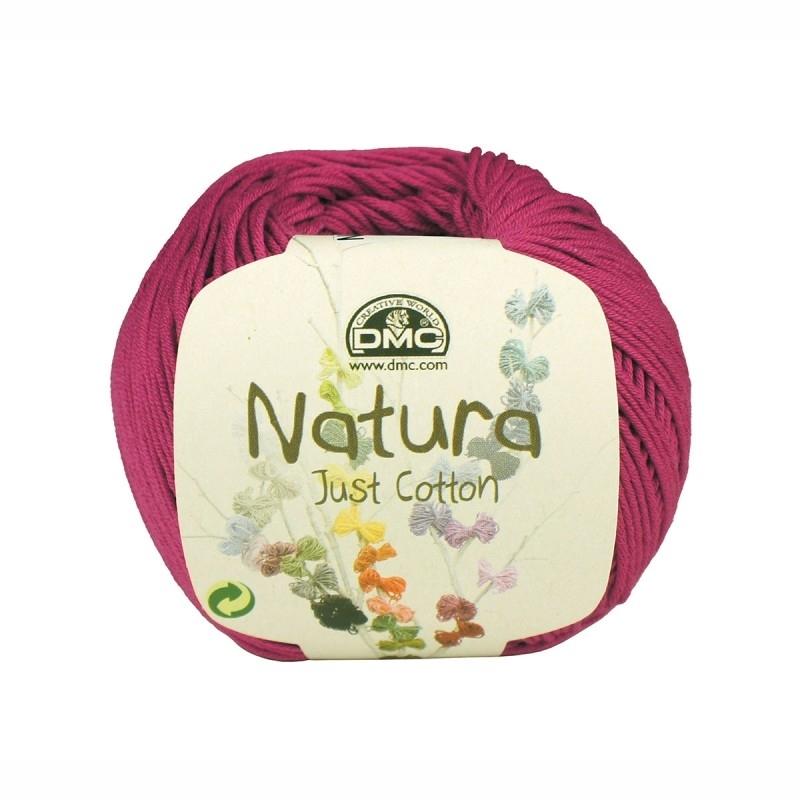 DMC Natura Just Cotton N62 Cerise