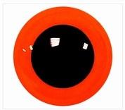 Veiligheidsoogjes 6 mm Oranje