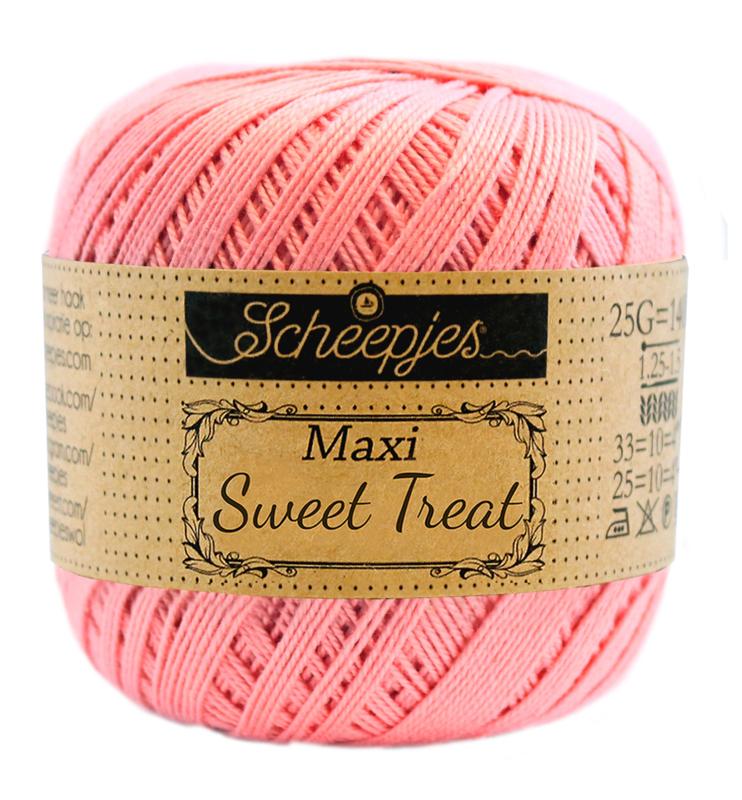 Scheepjes Maxi Sweet Treat (Bonbon) 409 Soft Rosa