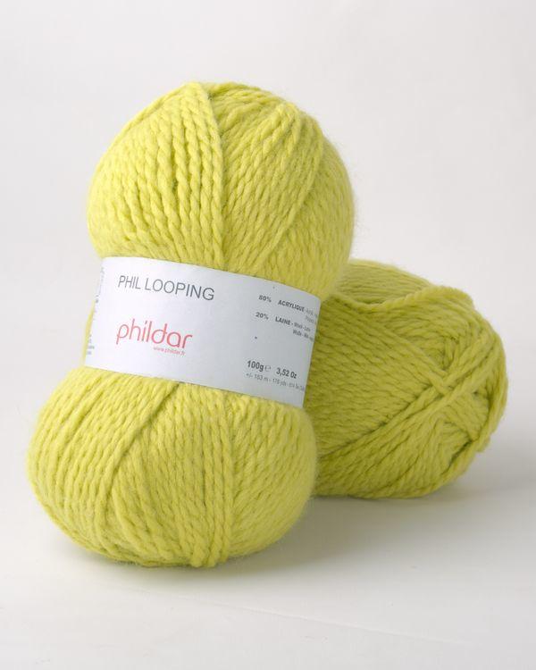 Phildar Phil Looping 1435 Bamboo op=op