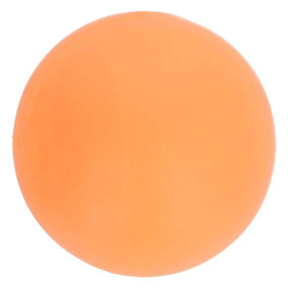 Opry Siliconen kralen 5 stuks 20mm Zacht oranje -  704