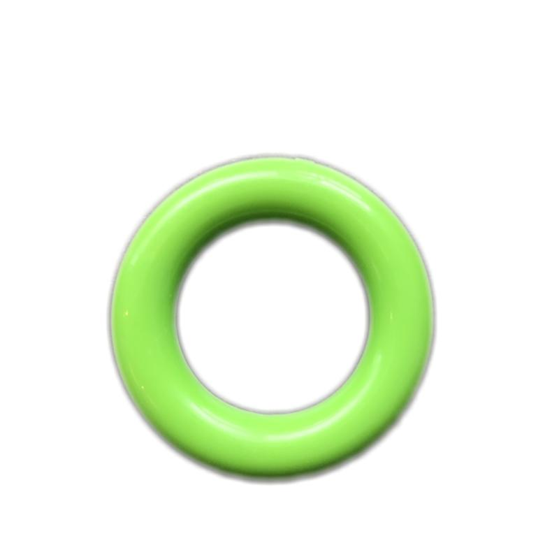 Durable Plastic ringetje 35mm Groen - 5 stuks