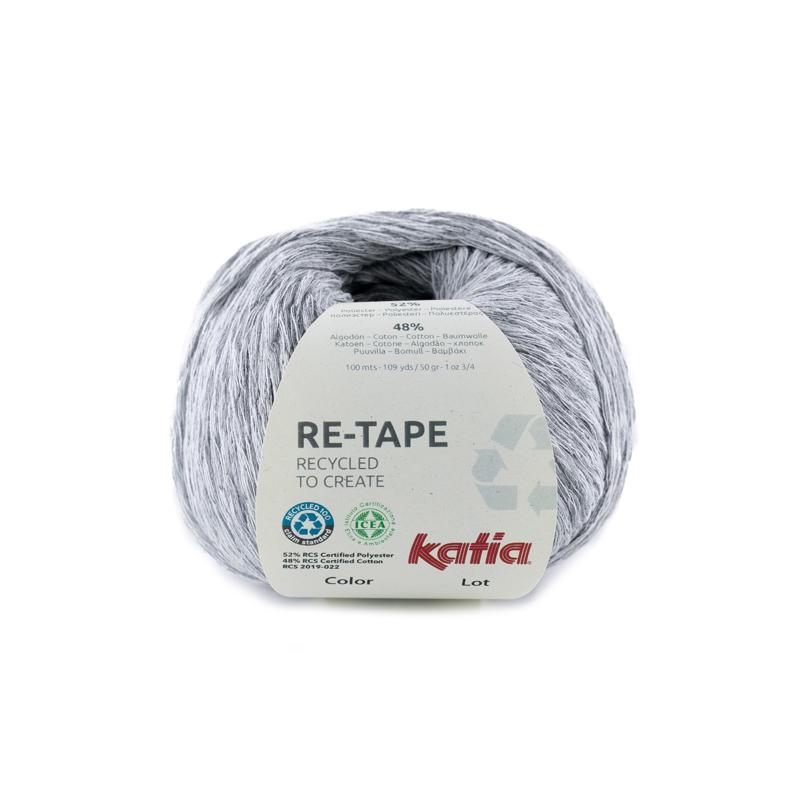Katia Re-Tape 202 - Grijs