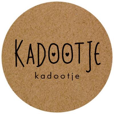Kadosticker Kadootje 10 st