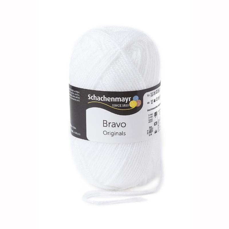 Bravo SMC 8224 Weiss - Wit