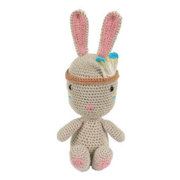 Tuva Haakpakket Amigurumi Frankie the Bunny