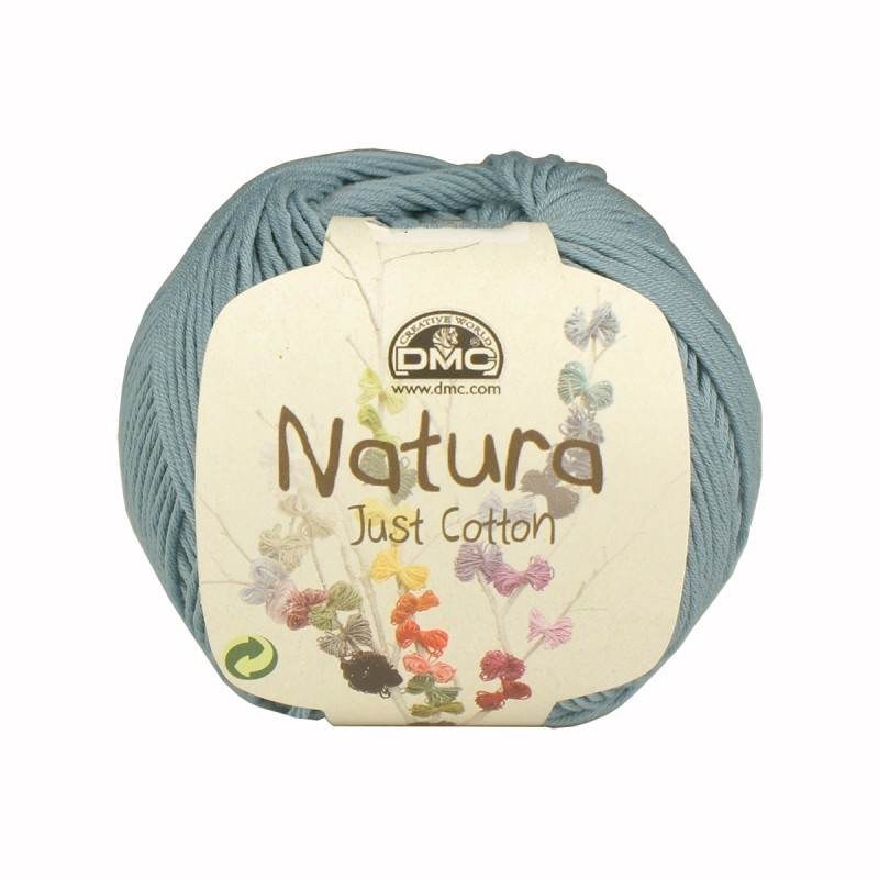 DMC Natura Just Cotton N56 Azur