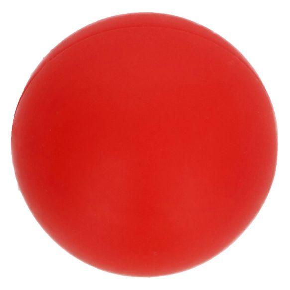 Opry Siliconen kralen 5 stuks 12mm kleur 722 Rood