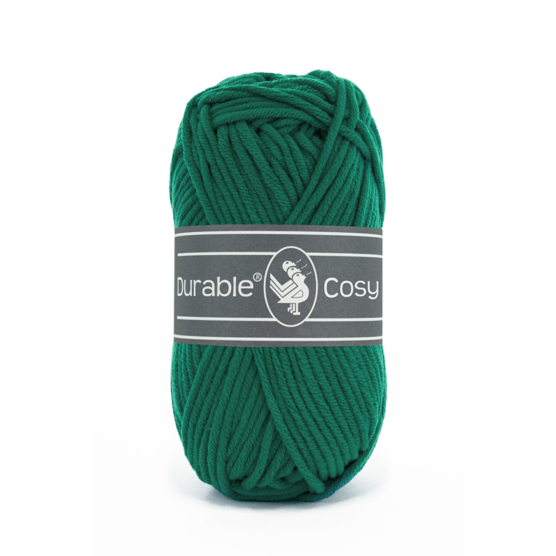 Durable Cosy Tropical green 2140