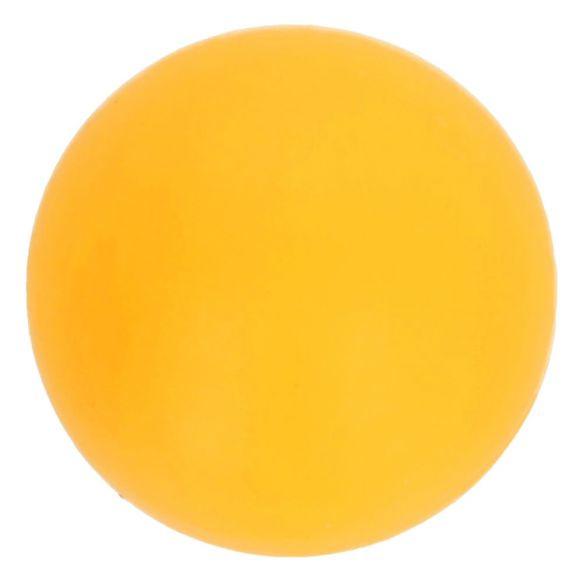 Opry Siliconen kralen 5 stuks 12mm kleur 645 Geel