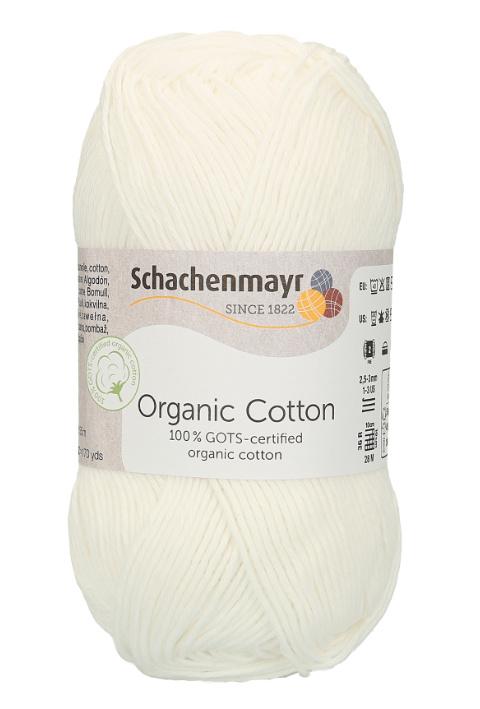 SMC Organic Cotton 00001 White