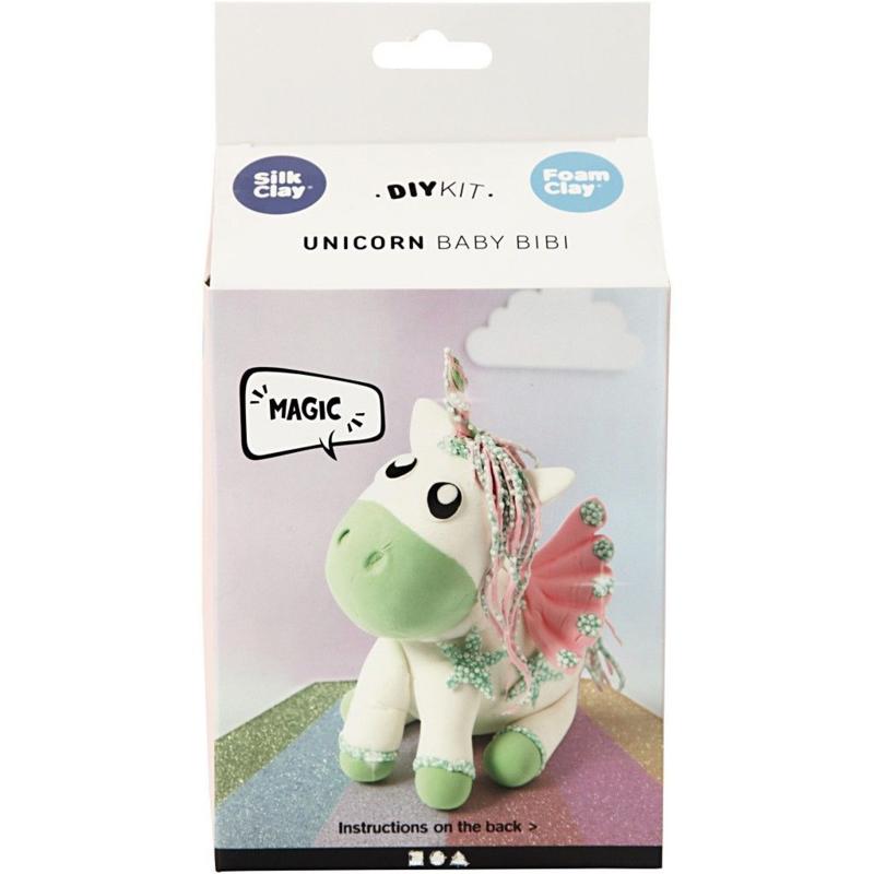 Funny Friends Unicorn groen