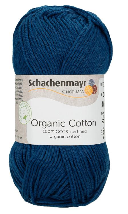SMC Organic Cotton 00050 Navy