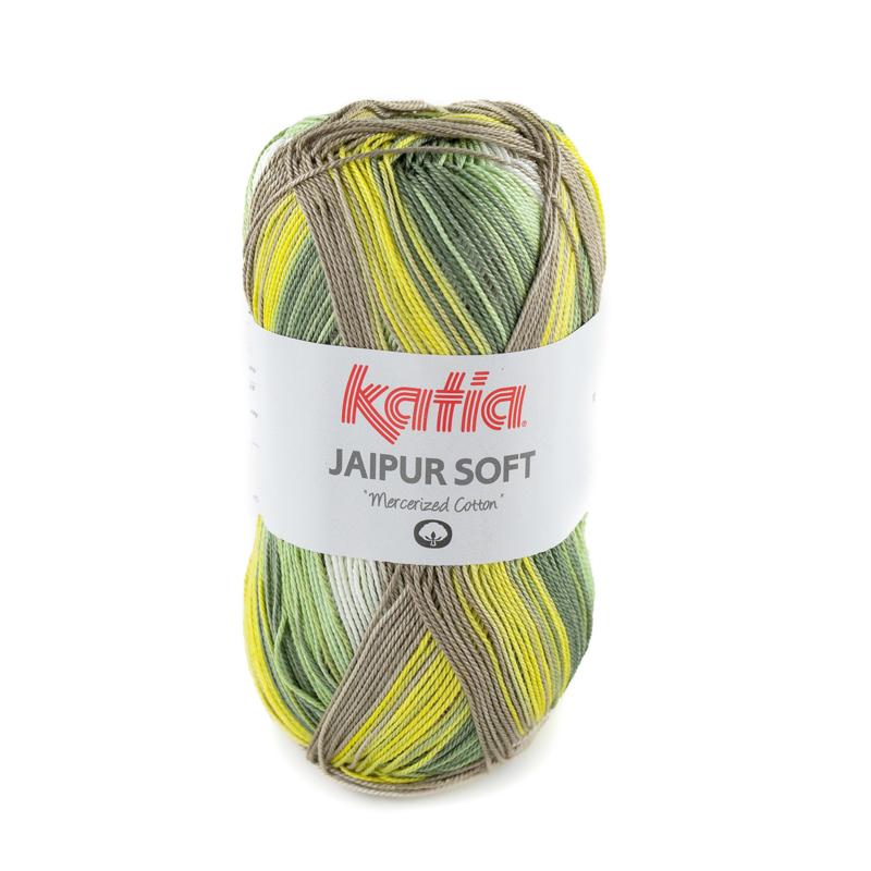 Katia Jaipur Soft 102 Oker-Ecru-Kaki
