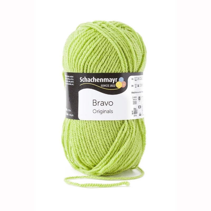 Bravo SMC 8194 Limone - Lichtgroen