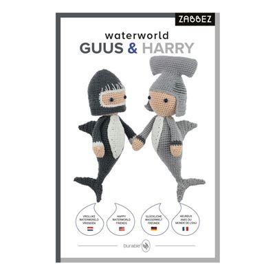 Zabbez sharks Guus & Harry