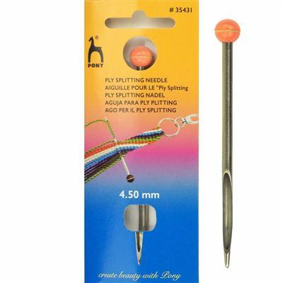 Pony Ply Splitting Needle Gripfid 4,5mm