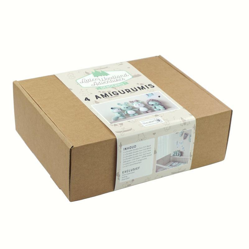 Haakpakket DenDennis Amigurumi's Mint