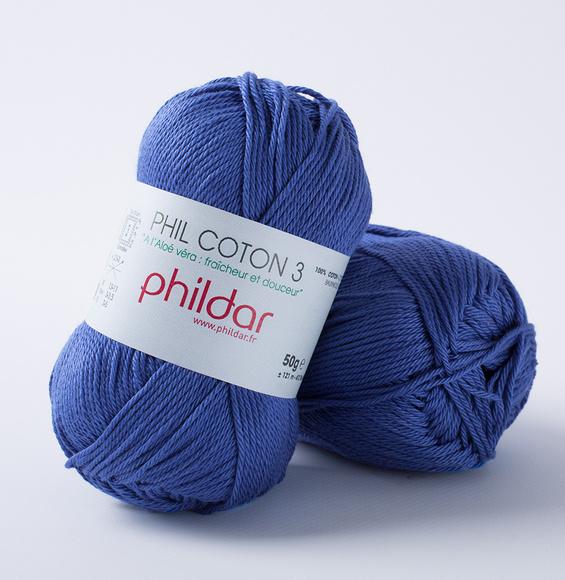 Phil coton 3  Outremer 1004