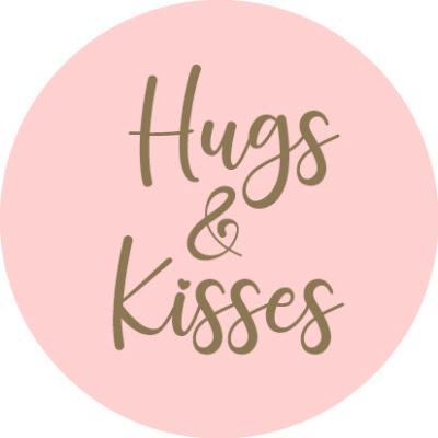 Kadosticker Hugs & Kisses 10 st
