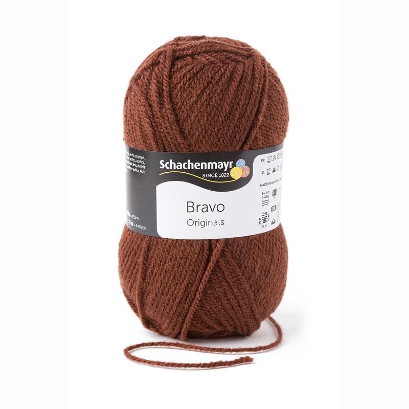 Bravo SMC 8281 Braun - Donkerbruin