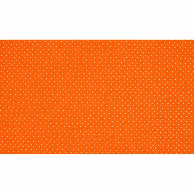 ByClaire stof Stip Oranje