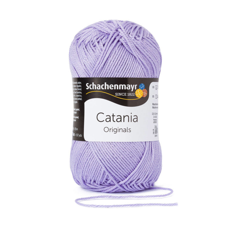 Catania katoen 422 Lavendel