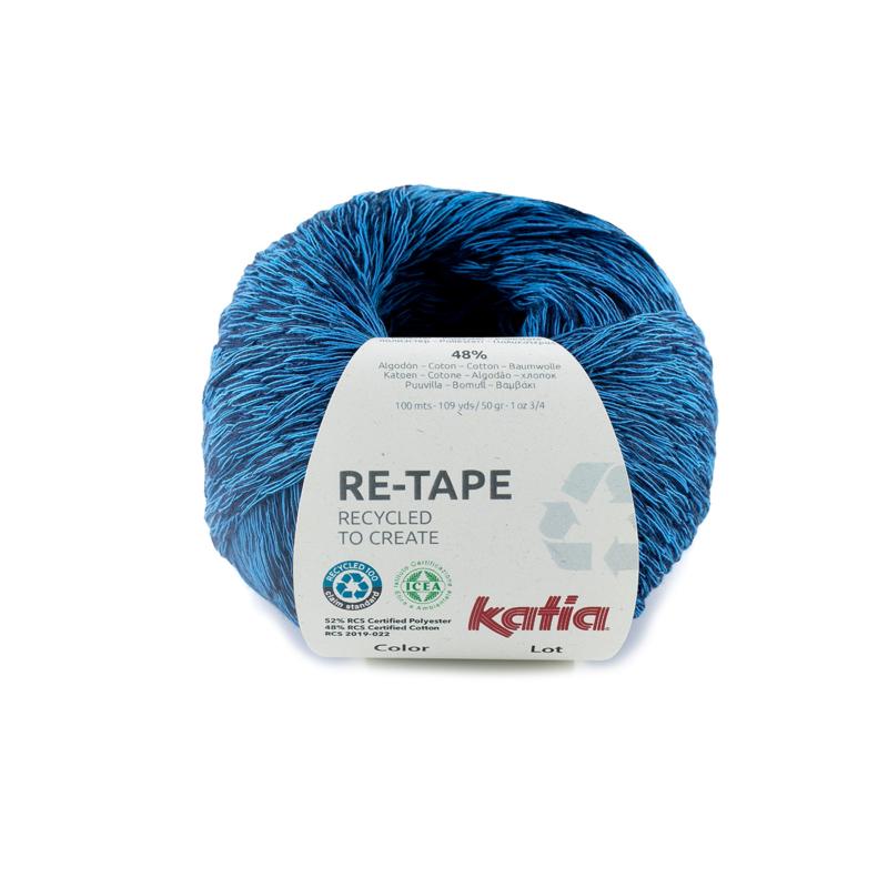 Katia Re-Tape 208 Turquoise
