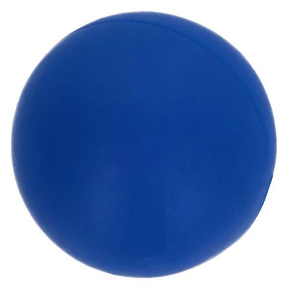 Opry Siliconen kralen 5 stuks 12mm kleur 215 Cobalt