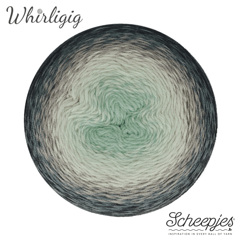 Whirligig 202 Grey to Blue
