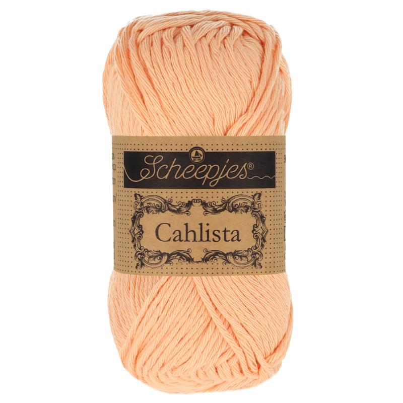 Scheepjes Cahlista 414 Vintage Peach