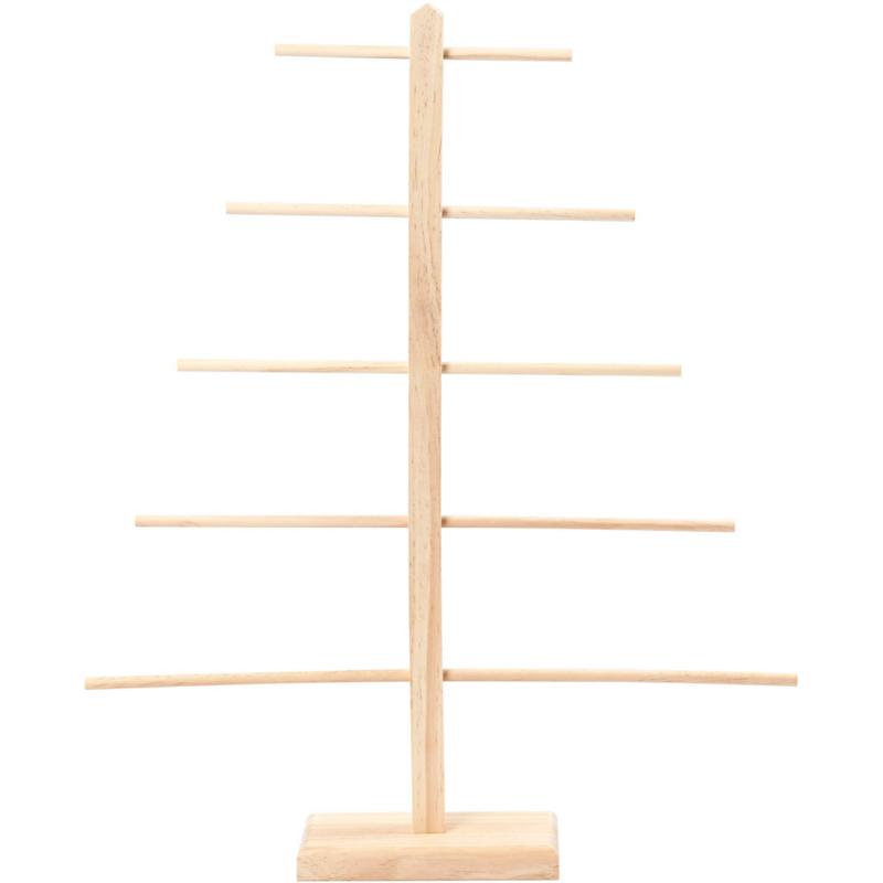 Kerstboom hoog 53cm - breed 44cm Grenen hout