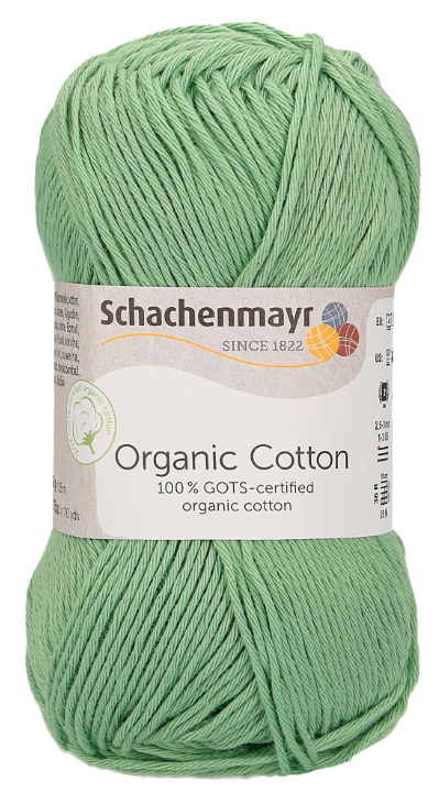 SMC Organic Cotton 00072 Sea Green