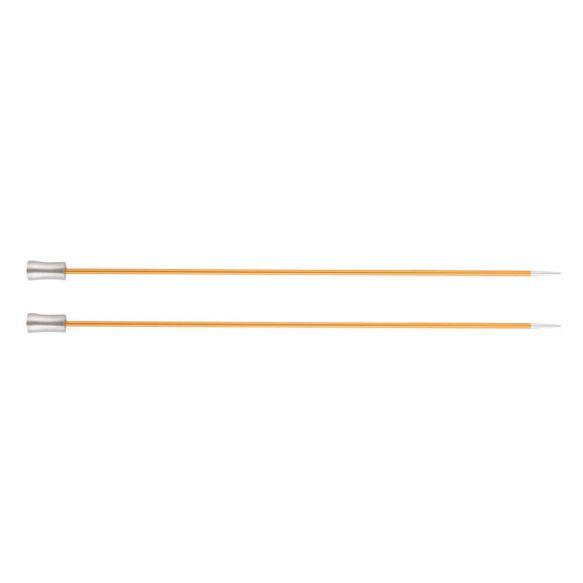 KnitPro Zing breinaald 2,25 mm met knop 40cm