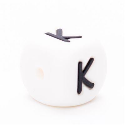 Durable Siliconen letterkraal  - K