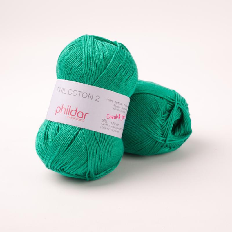 Phildar Coton 2 Veronese 0083