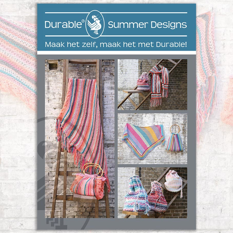 Durable Summer Design Patronen