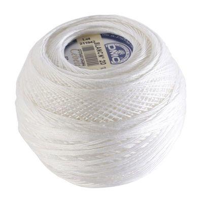 DMC Cebelia 40 Blanc