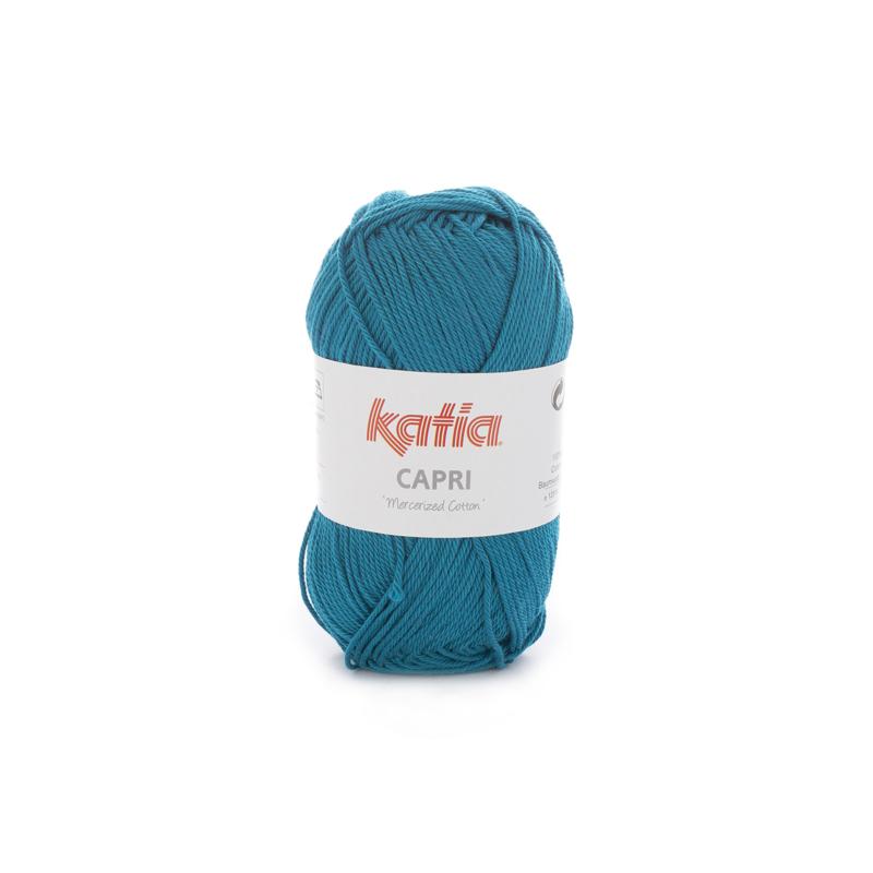 Katia Capri 82161 Groenblauw