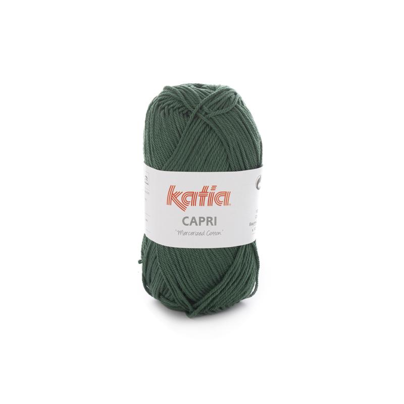 Katia Capri 82156 Donkergroen