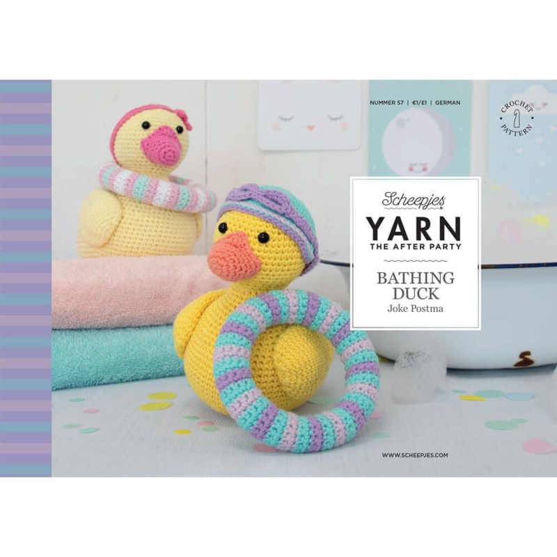 Yarn, the after party Patroon Bathing Duck nr 57