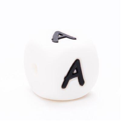 Durable Siliconen letterkraal  - A