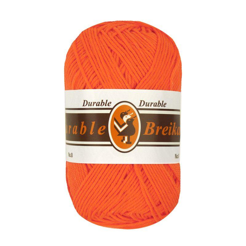 Durable breikatoen gekleurd nr 8 kleur 3104
