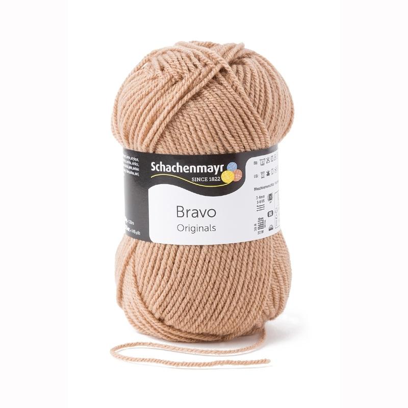 Bravo SMC 8312 Beige - Licht bruin