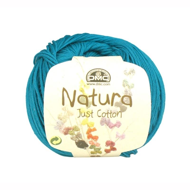 DMC Natura Just Cotton N64 Prussian